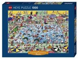 Puzzle 1000 elementów Zabawa na basenie