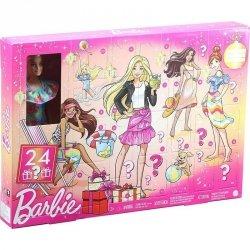 Lalka Barbie Kalendarz adwentowy Styl i szyk