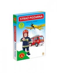 Karty Piotruś Pamięć: Straż Pożarna