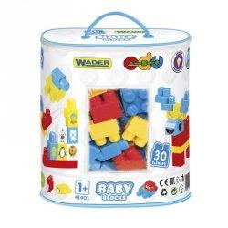 Baby Blocks Klocki w torbie 30 elementów