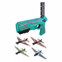 Pistolet do wystrzeliwania - 4 samoloty