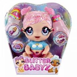 Lalka Glitter Babyz Rainbow