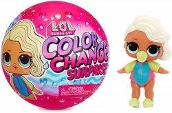 Laleczka L.O.L. Surprise Color Change Dolls 1 szt.