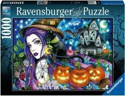 Puzzle 1000 elementów Halloween