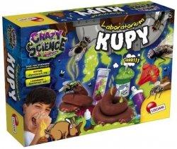 Zestaw naukowy Crazy Science Laboratorium kupy