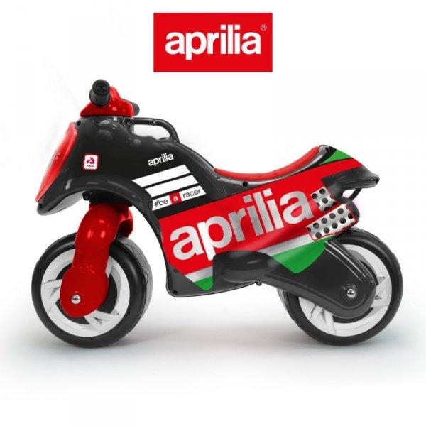 INJUSA Aprilia Motorek Biegowy Jeździk