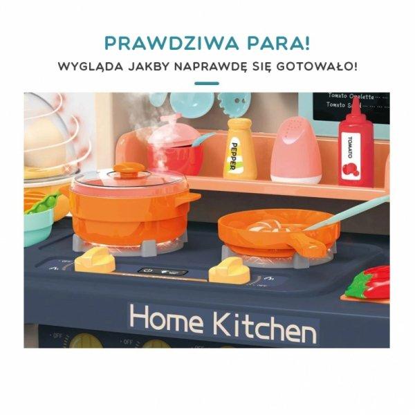 WOOPIE Duża Interaktywna Kuchnia z Obiegiem Wody Dla Dzieci 65 akc