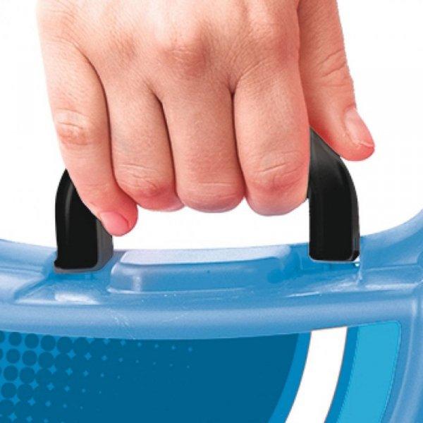 BIG Jeżdżąca walizka Jeździk Bobby Trolley Niebieska