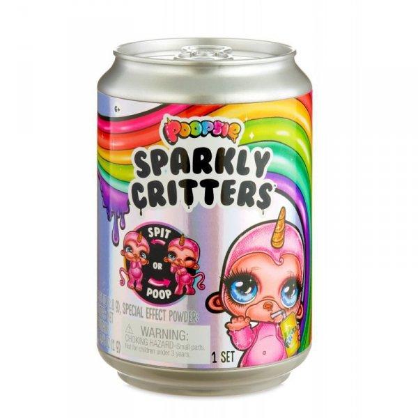 Poopsie Surprise - Magiczne opakowanie Sparkly Critters Seria 1.1