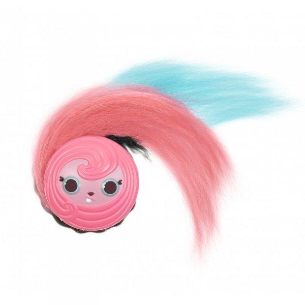 Pop Pop Hair Surprise - Zestaw z laleczką i pupilkiem 3w1 - Frilly - Seria 1