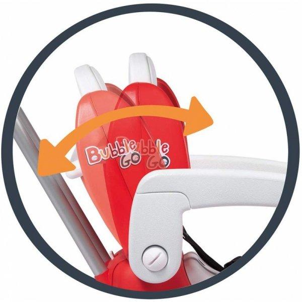 Wielofunkcyjny Jeździk Pchacz Chodzik Bubble Go Smoby Interaktywna Kierownica