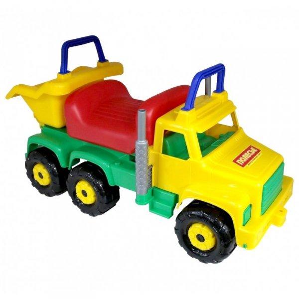 WADER QT Samochód jeździk Super Gigant Zielony