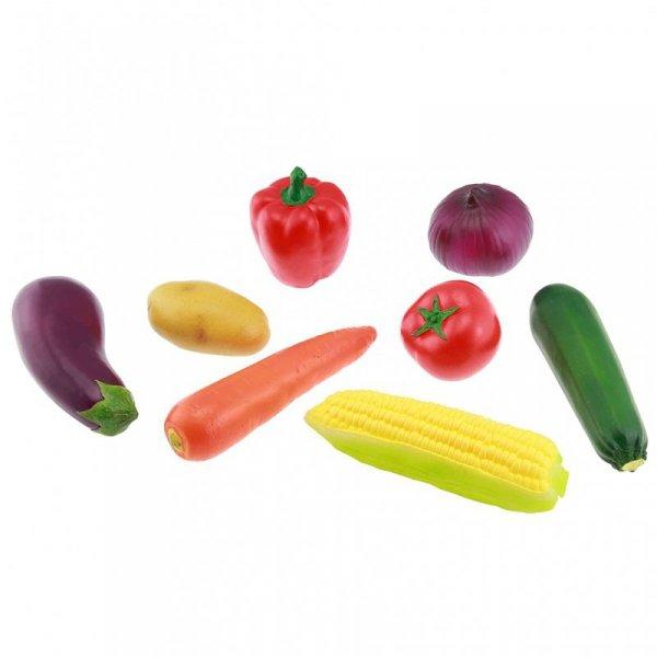 Zestaw 8 Warzyw Do Kuchni Dla Dzieci Masterkidz