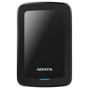Dysk zewnętrzny HDD ADATA HV300 AHV300-1TU31-CBK (1 TB; 2.5; USB 3.1; 8 MB; 7200 obr/min; kolor czarny)