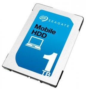 Dysk Seagate ST1000LM035 (HDD 1TB; 2.5; SATA III; 128 MB; 5400 obr/min)