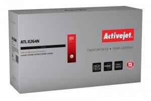 Toner Activejet ATL-X264N (zamiennik Lexmark X264H11G; Supreme; 9000 stron; czarny)