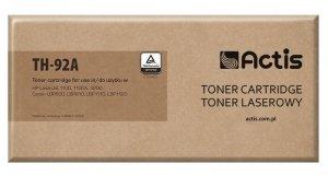 Toner ACTIS TH-92A (zamiennik HP 92A C4092A, Canon EP-22; Standard; 2500 stron; czarny)
