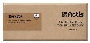Toner ACTIS TS-3470X (zamiennik Samsung ML-D3470B; Standard; 10000 stron; czarny)