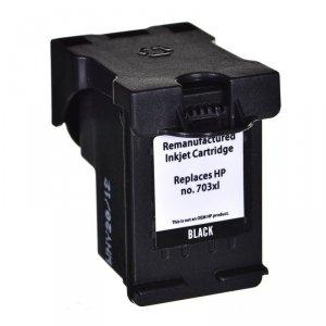 SUPERBULK B-H703Bk tusz czarny do drukarki HP (zamiennik HP 703 CD887AE), 18ml, czarny