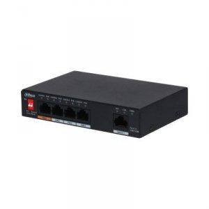 Switch PoE DAHUA PFS3005-4ET-60