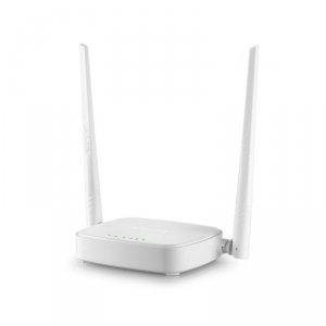 Tenda N301 router bezprzewodowy Jedna częstotliwości (2,4 GHz) Fast Ethernet Biały