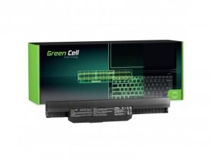GREEN CELL BATERIA AS04 DO ASUS A31-K53 X53S X53T K53E 4400 MAH 10.8V