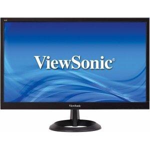 Monitor VIEWSONIC VA2261-2 (21,5; TFT; FullHD 1920x1080; VGA; kolor czarny)