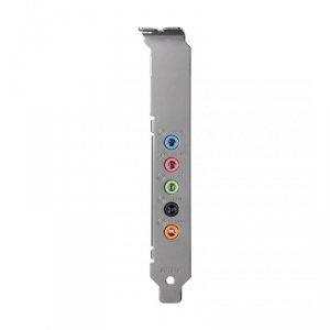 Creative Labs Sound Blaster Audigy FX 5.1 kanały PCI-E x1
