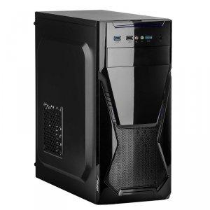 Akyga AK13BK zabezpieczenia & uchwyty komputerów Micro Tower Czarny