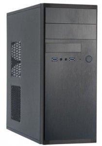 Obudowa Chieftec HQ-01B-OP (ATX, Mini ATX; kolor czarny)