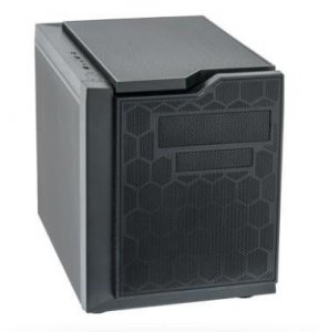 Obudowa Chieftec Gamer CI-01B-350GPB (Micro ATX; kolor czarny)