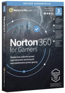 Norton 360 for Gamers 3D/12M BOX