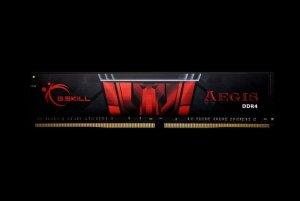 Pamięć G.SKILL Aegis F4-3000C16S-8GISB (DDR4 DIMM; 1 x 8 GB; 3000 MHz; CL16)