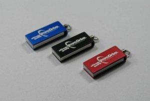 Pendrive IMRO EDGE/8G USB (8GB; USB 2.0; kolor czarny)