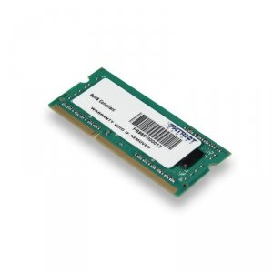 Pamięć Patriot Memory Signature PSD34G160081S (DDR3 SO-DIMM; 1 x 4 GB; 1600 MHz; CL11)