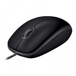 Mysz Logitech 910-005508 (optyczna; 1000 DPI; kolor czarny)