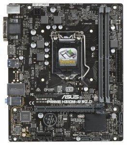 Płyta główna ASUS PRIME H310M-R R2.0 PRIME H310M-R R2.0 (LGA 1151; 2x DDR4 DIMM; Micro ATX)