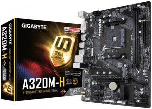 Płyta główna Gigabyte GA-A320M-H (AM4; 2x DDR4 DIMM; Micro ATX)