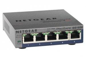 Switch PoE NETGEAR GS105PE-10000S