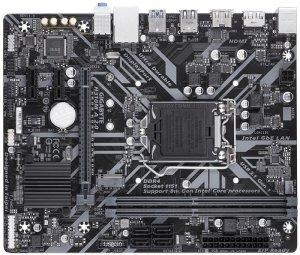 Płyta główna Gigabyte H310M A 2.0 (LGA 1151; 2x DDR4 DIMM; Micro ATX) (WYPRZEDAŻ)