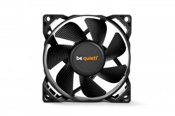 be quiet! PURE WINGS 2, 80mm Obudowa komputera Wentylator 8 cm Czarny