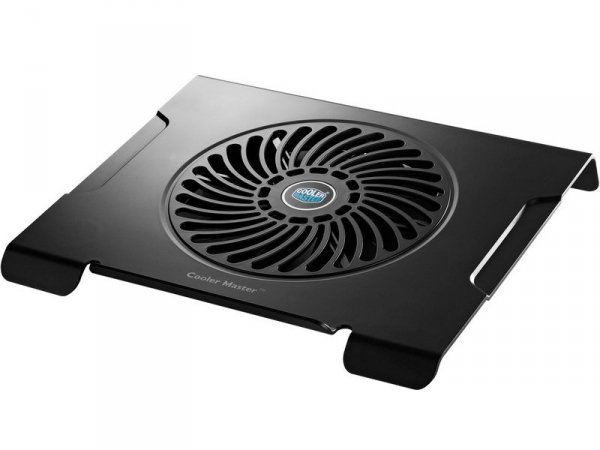"Cooler Master NotePal CMC3 podkładka chłodząca do notebooków 38,1 cm (15"") Czarny"