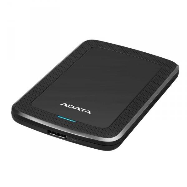 ADATA HV300 zewnętrzny dysk twarde 1000 GB Czarny