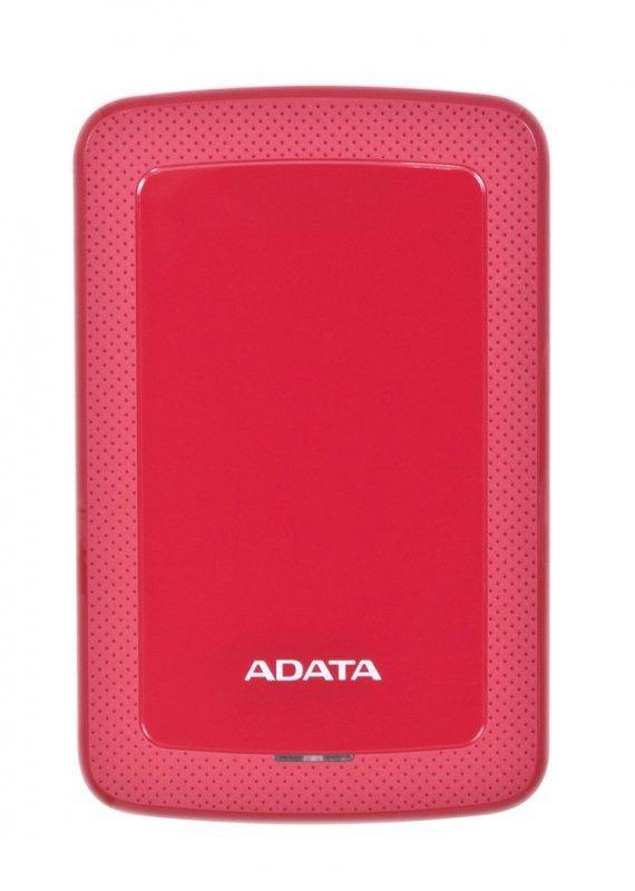 ADATA HV300 zewnętrzny dysk twarde 1000 GB Czerwony