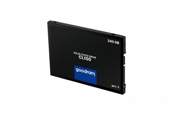 SSD GOODRAM CL100 Gen. 3 240GB SATA III 2,5
