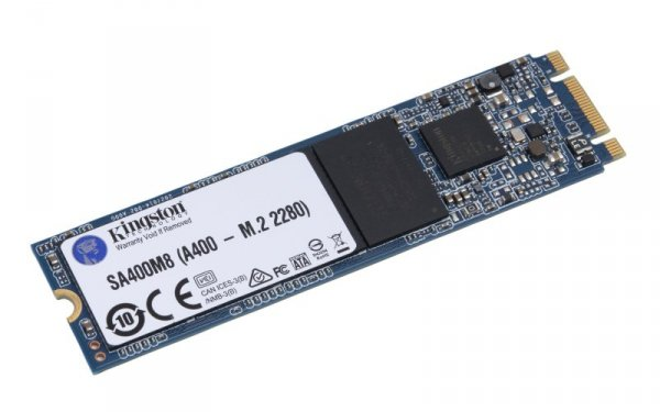 KINGSTON DYSK SSD 480G A400 M.2 2280