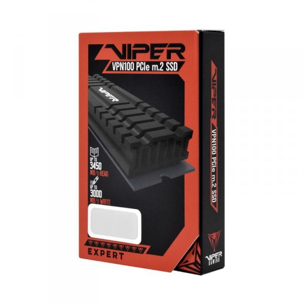 Patriot Memory VPN100 M.2 512 GB PCI Express 2.0  NVMe