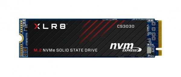 PNY XLR8 CS3030 M.2 250 GB PCI Express 3D TLC  NVMe