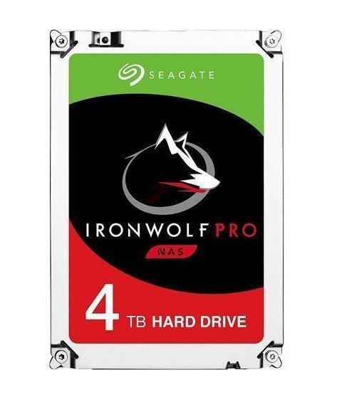 """Seagate IronWolf Pro ST4000NE001 dysk twardy 3.5"""" 4000 GB Serial ATA III"""