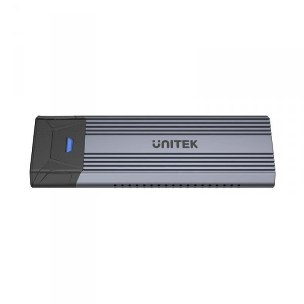UNITEK S1204B Zewnętrzny dysk SSD 10 GB Czarny